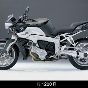 K1200R K43 2004-2008