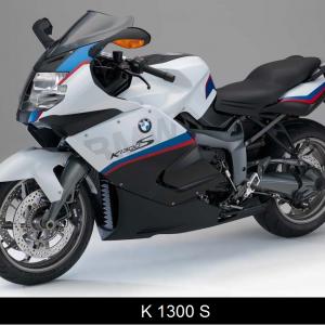 K1300S K40 2007-2015